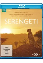 SERENGETI Blu-ray-Cover