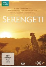 SERENGETI DVD-Cover