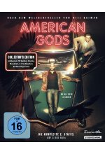 American Gods / Collector's Edition / 2. Staffel  [3 BRs] Blu-ray-Cover