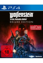 Wolfenstein: Youngblood (Deluxe Edition) Cover