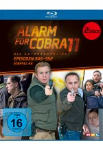 Alarm für Cobra 11 - Staffel 43  [2 BRs] Blu-ray-Cover