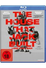 The House That Jack Built Blu-ray-Cover