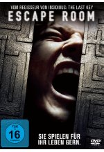 Escape Room DVD-Cover