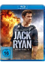Tom Clancy's Jack Ryan - Staffel 1  [2 BRs] Blu-ray-Cover