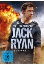 Tom Clancy's Jack Ryan - Staffel 1  [3 DVDs] DVD-Cover