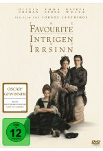 The Favourite - Intrigen und Irrsinn DVD-Cover
