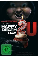 Happy Deathday 2U DVD-Cover