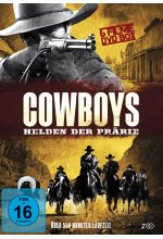 Cowboys – Helden der Prärie  [2 DVDs] DVD-Cover
