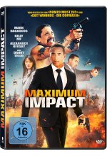 Maximum Impact DVD-Cover
