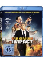 Maximum Impact Blu-ray-Cover