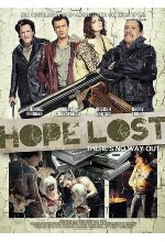 Hope Lost - Uncut - Limited Uncut Edition  (+ DVD), Cover C DVD-Cover