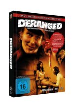 Deranged - Geständnisse eines Nekrophilen (2-Disc Limited Collector's Edition Nr. 26) [Mediabook Cover C, 222 Stück] Blu-ray-Cover