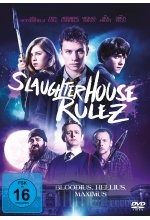 Slaughterhouse Rulez DVD-Cover