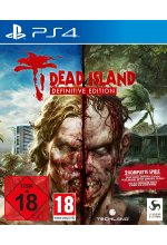 Dead Island - Definitive Collection Cover