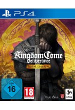 Kingdom Come Deliverance (Royal Edition) Cover