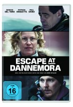 Escape at Dannemora  [3 DVDs] DVD-Cover