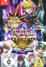 Yu-Gi-Oh! Legacy of the Duelist Cover