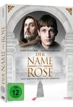 Der Name der Rose - Limitierte Sonderedition  [3 DVDs] DVD-Cover