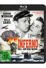 Inferno (Hell and High Water) Blu-ray-Cover