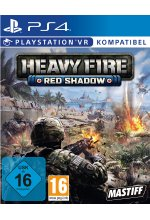 Heavy Fire - Red Shadow Cover