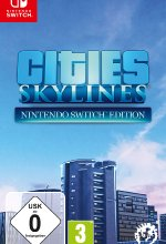 Cities Skylines (Nintendo Switch Edition) Cover