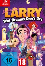 Leisure Suit Larry - Wet Dreams Don't Dry Cover