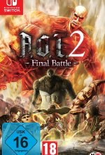 A.O.T. 2 - Final Battle (Attack on Titan) Cover