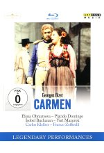 Georges Bizet - Carmen Blu-ray-Cover