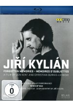 Jiri Kylian - Forgotten Memories Blu-ray-Cover