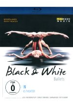 Jiri Kylian - Black & White Ballets Blu-ray-Cover