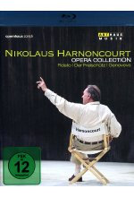 Nikolaus Harnoncourt Birthday Edition - Opera Collection Blu-ray-Cover