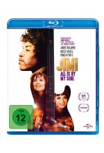 Jimi: All is by my side Blu-ray-Cover