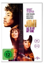 Jimi: All is by my side DVD-Cover