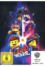 The Lego Movie 2 DVD-Cover