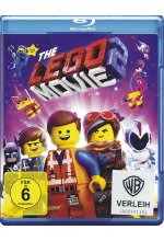 The Lego Movie 2 Blu-ray-Cover