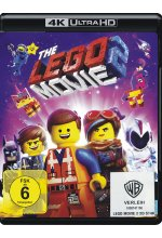 The Lego Movie 2  (4K Ultra HD) Cover