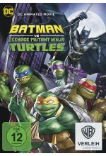 Batman/Teenage Mutant Ninja Turtles DVD-Cover
