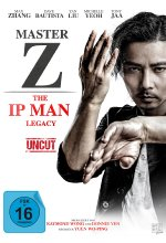 Master Z - The IP Man Legacy - Uncut DVD-Cover