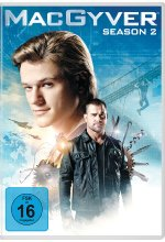 MacGyver - Staffel 2  [6 DVDs] DVD-Cover
