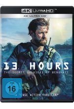 13 Hours: The Secret Soldiers of Benghazi  (4K Ultra HD) Cover