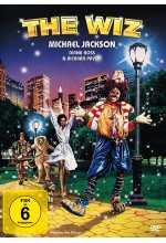 The Wiz DVD-Cover