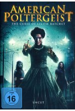 American Poltergeist - The Curse of Lilith Ratchet DVD-Cover