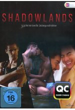 SHADOWLANDS DVD-Cover