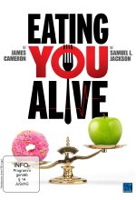 Eating you alive DVD-Cover
