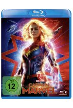 Captain Marvel Blu-ray-Cover