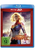 Captain Marvel Blu-ray 3D-Cover