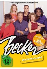 Becker - Staffel 5  [3 DVDs] DVD-Cover