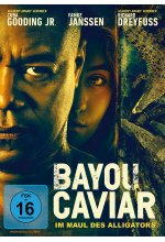 Bayou Caviar - Im Maul des Alligators DVD-Cover