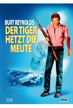 Der Tiger hetzt die Meute - Limited Collector's Edition - Mediabook  (+ DVD), Cover A Blu-ray-Cover