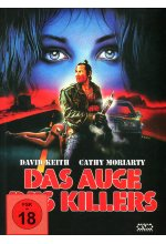 Das Auge des Killers - Limited Collector's Edition - Mediabook  (+ DVD), Cover A Blu-ray-Cover